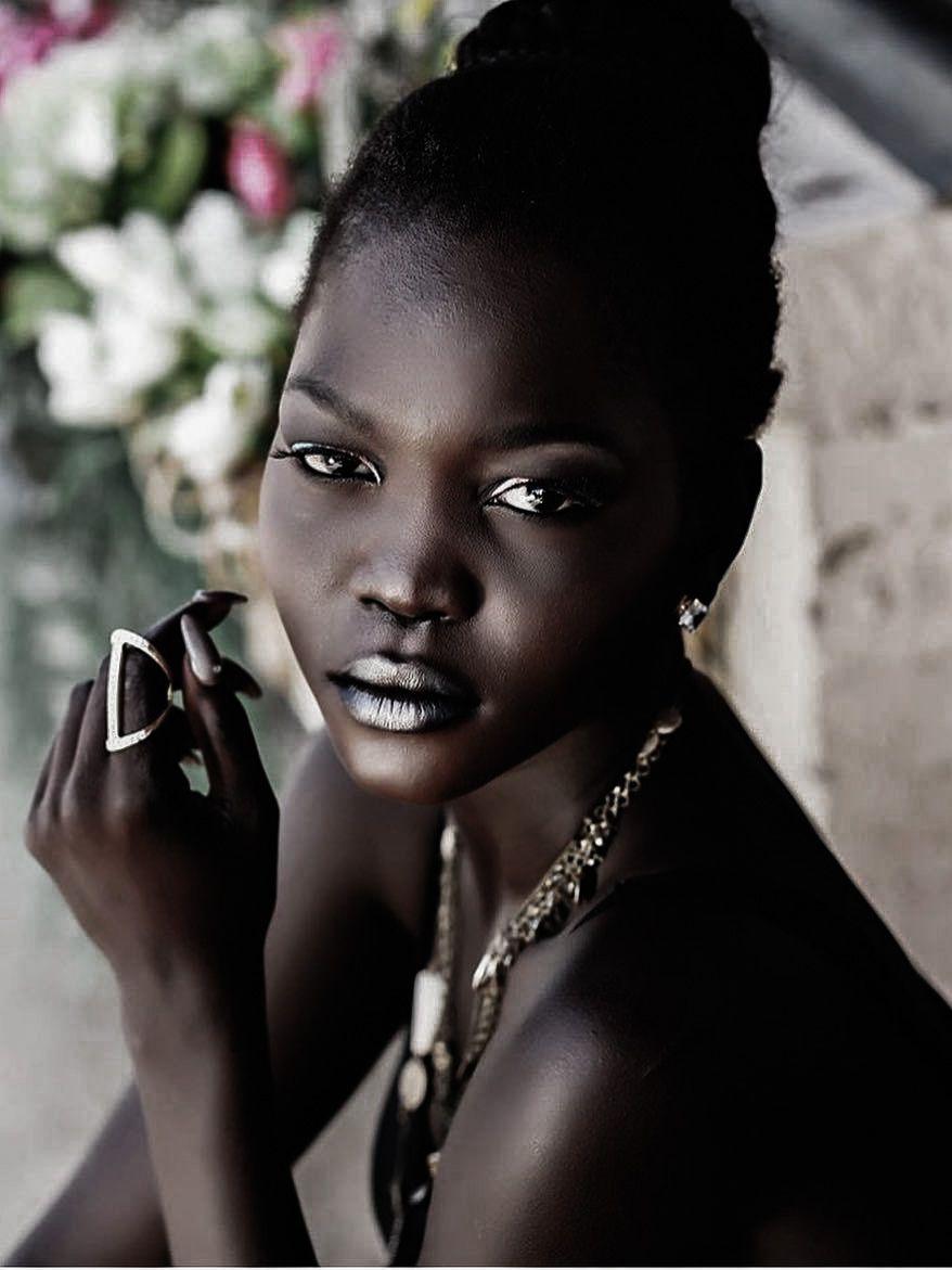 Pin by Dee on my beautiful people | Beautiful dark skinned