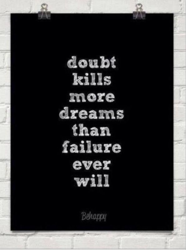 Inspirational Quotes Never Doubt Yourself Quotes To Live By