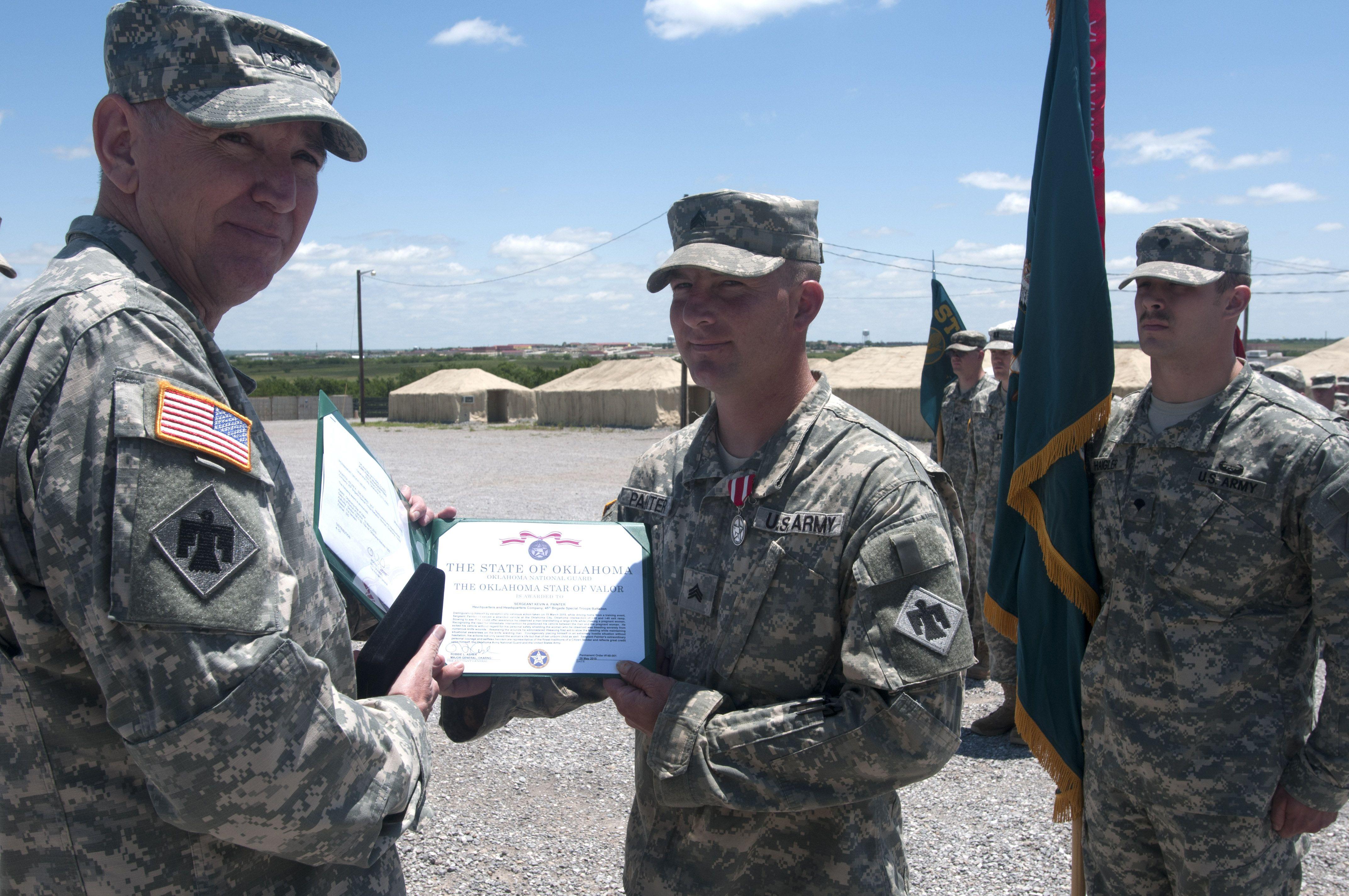 Pin on Oklahoma National Guard
