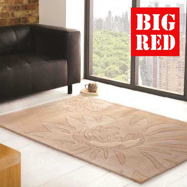 Hayfield Beige | Peaks: Flair Rugs   Best Prices In The UK From The Big