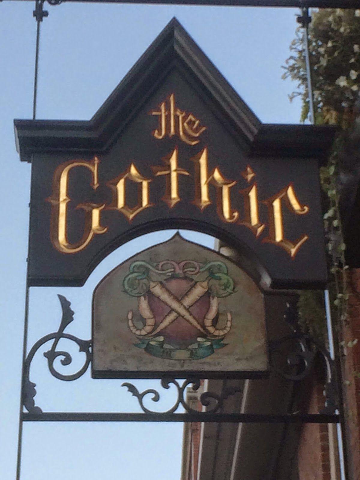 The Gothic In Belfast Maine
