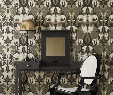 Reflections Wallpaper Source Prestigious Textiles Australia The Ivory Tower
