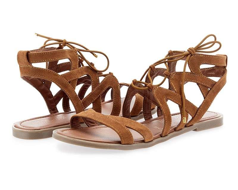 Encuentra Aqui Sandalias Marca 18 Forever Color Cafe Para Mujer Coppel Tiene Las Ultimas Tendencias En Zapatos Tenis Sand Sandalias Color Cafe Zapatos Shoes