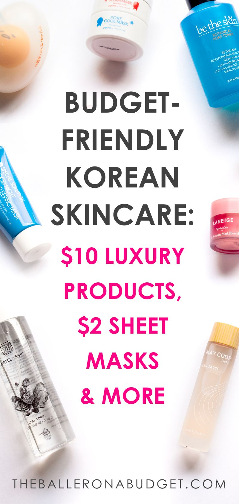 Budget Friendly Korean Skincare Favorites From Peach And Lily The Baller On A Budget An Affordable Fashion Beauty Lifestyle Blog Korean Skincare Peach And Lily Skin Care