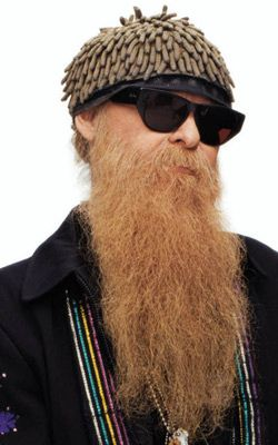 9973b4ac2a4 Billy Gibbons wearing the hat that made me grab my crochet hook and create  my inspired designs.