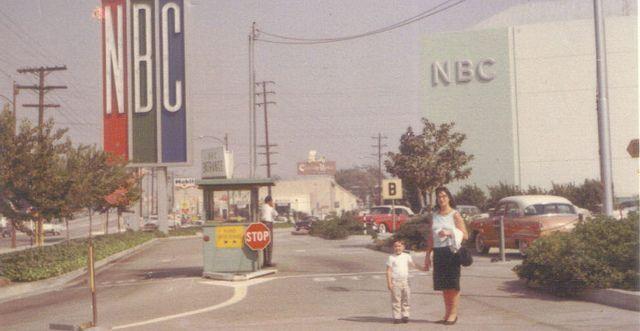 Nbc Color City Alameda Ave Burbank 1963 Burbank Burbank California Los Angeles Area