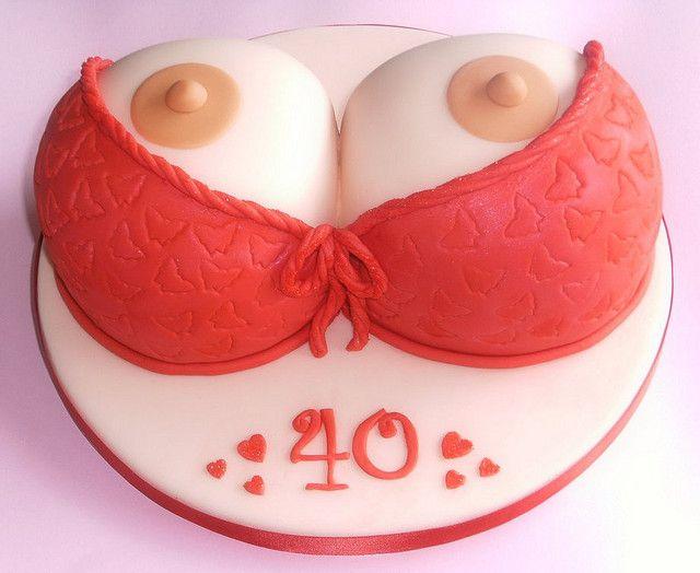 Magnificent Pin On Boob Cake Funny Birthday Cards Online Elaedamsfinfo