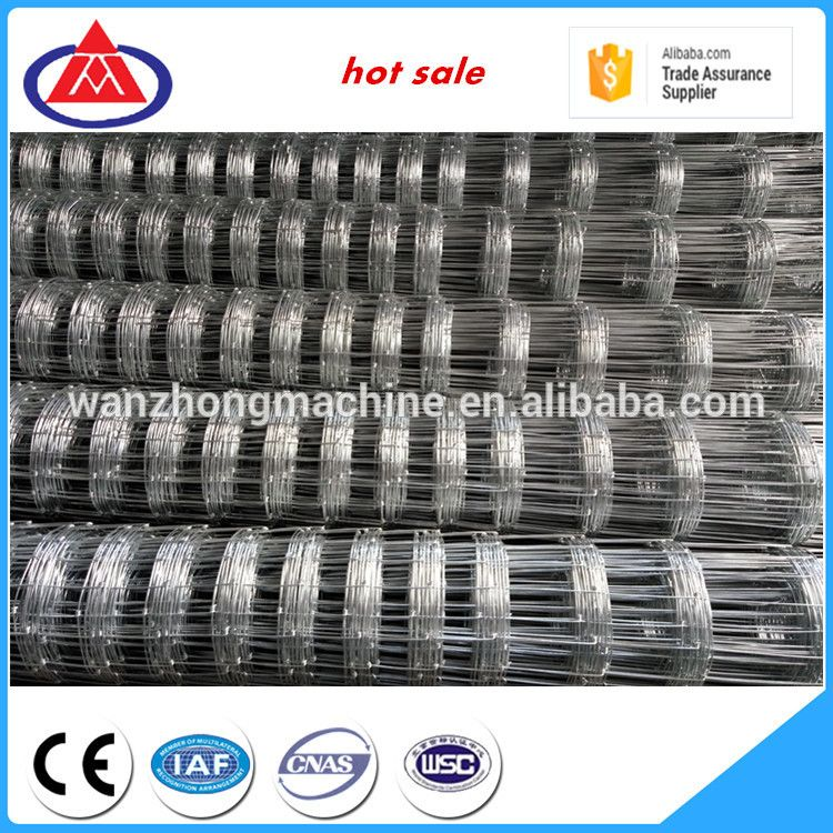 high quality hot-dipped galvanized cattle fence hot sale