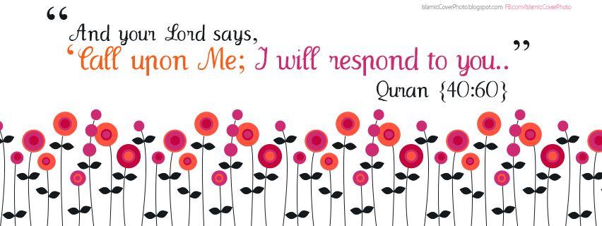 Quran 40 60 Facebook Cover Photo Facebook Cover Photos Facebook Cover Cover Photos