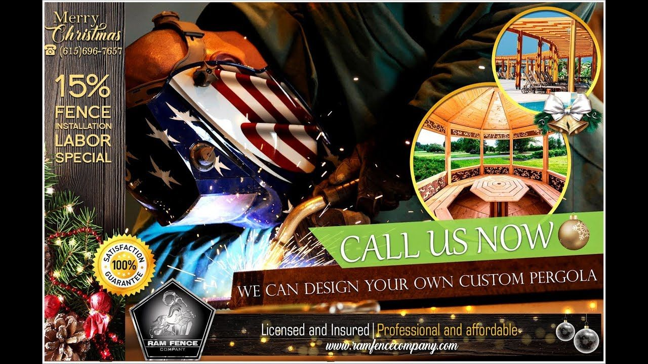 Call us now we can design your own custom pergola