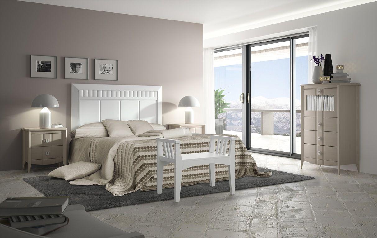 Elegir El Cabecero De Tu Dormitorio A La Hora De Elegir Un Tipo  ~ Dormitorios Romanticos Matrimonio
