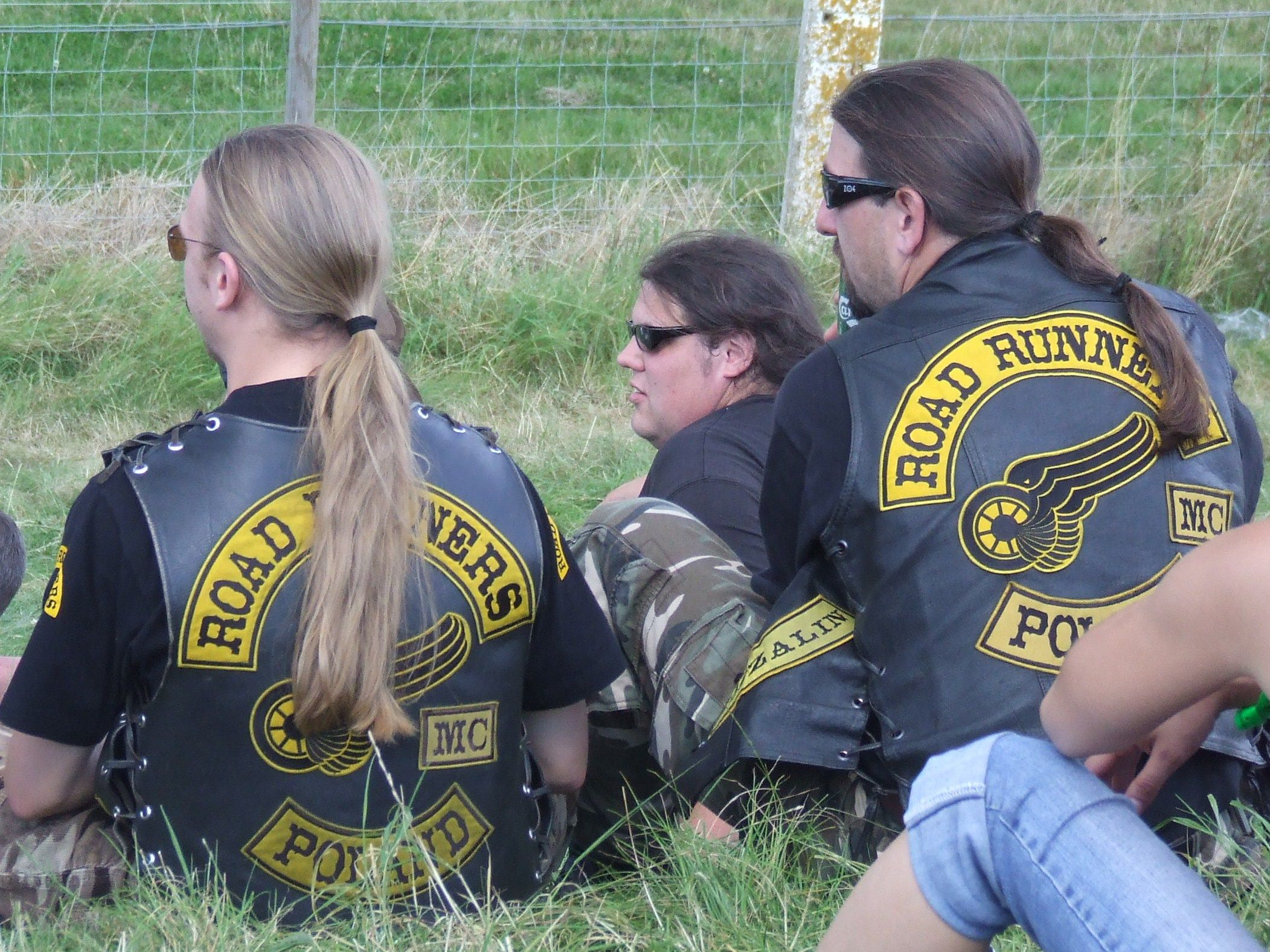 Road Runners Mc From Poland Mc Patches Motorcycle Culture Bike Gang