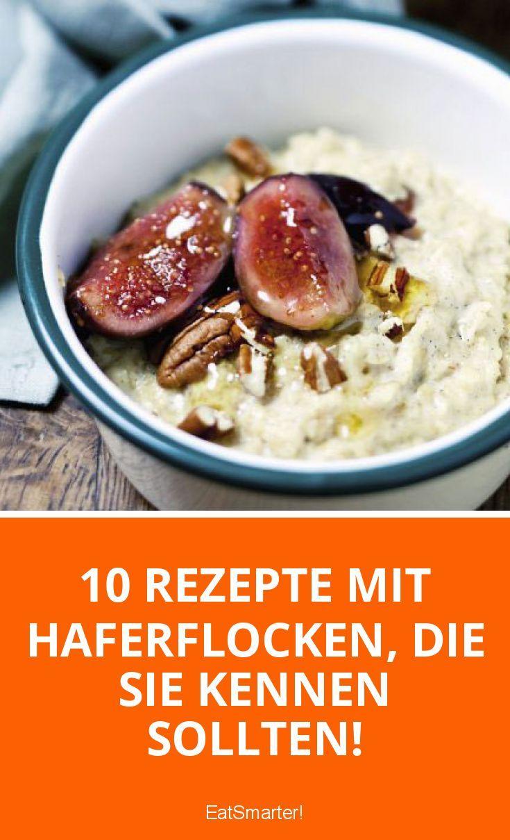 10 Rezepte mit Haferflocken, die Sie kennen sollte | EAT ...