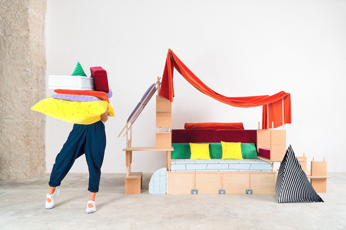 The new system of comfort prototypes to experiment kids