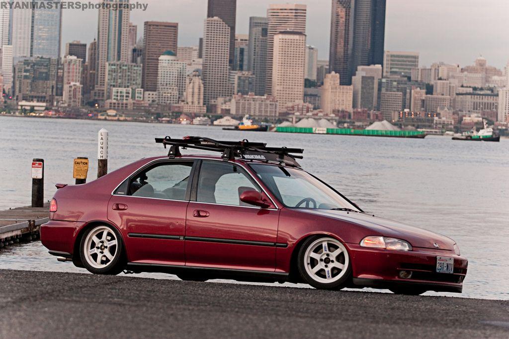 The Eg Ferio Squad New Improved Honda Tech In 2020 Honda Civic Sedan Civic Sedan Roof Rack