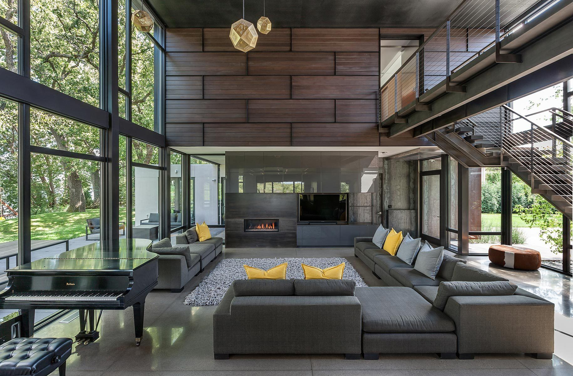 Gallery of Lake Waconia House / ALTUS Architecture