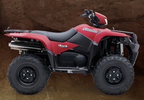 For All Lovers Of Atv Here S One Interesting Models By Suzuki More Precisely It Is The New 2014 Kingquad 750axi Limited Edition Suzuki Atv Quads Hot Wheels