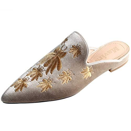 7612ff618162 Amazon.com  MAVIRS Mules for Women