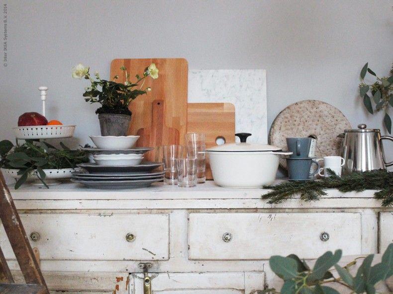 Stökig kökstrivsel – Livet Hemma | Ikea, Ikeakök, Inredning