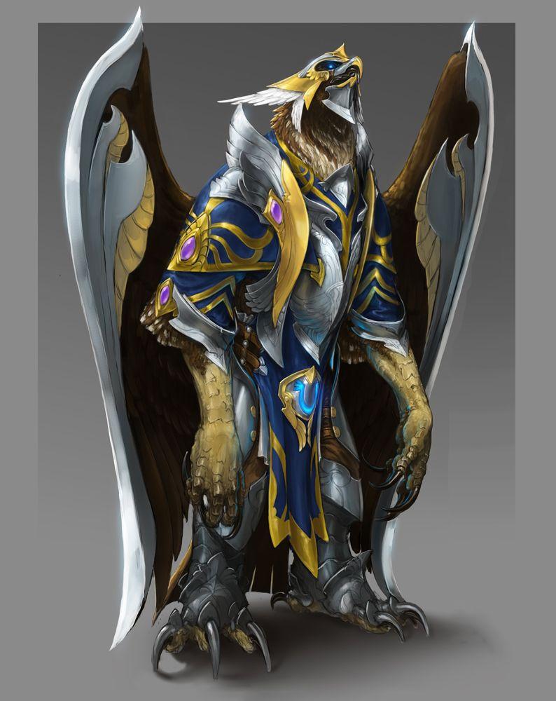Kree Arra Birds Warrior Pinterest Fantasy Art Art And Fantasy