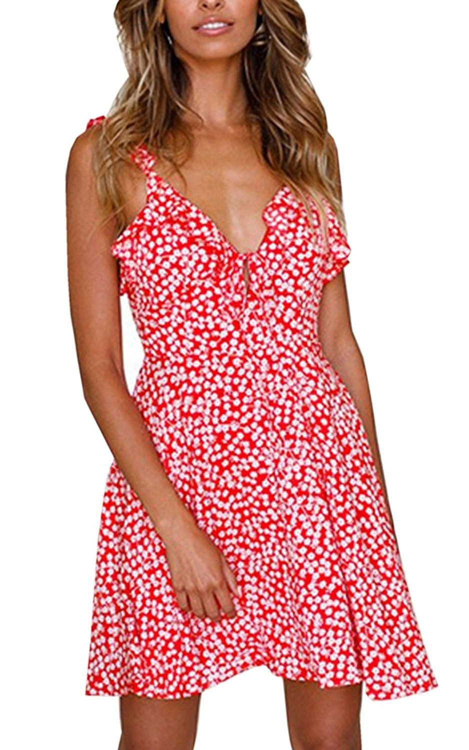 52be8e858 Flowing, colorful, and easy-to-wear summer dresses — all for under 30 bucks!