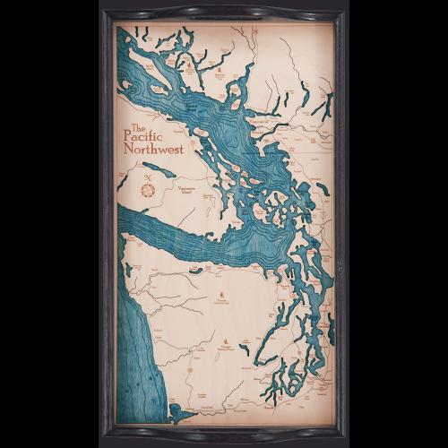 Pacific Northwest - Tray