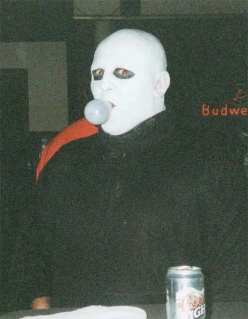 I was Uncle Fester in my former life.