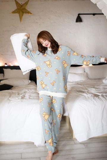a3f1da3f07a2 Pooh Bear Pajama