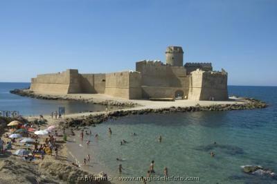 Le Castella Crotone Isola Capo Rizzuto Crotone, Italy