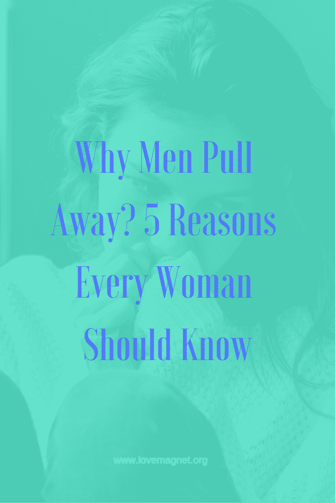 why married men pull away
