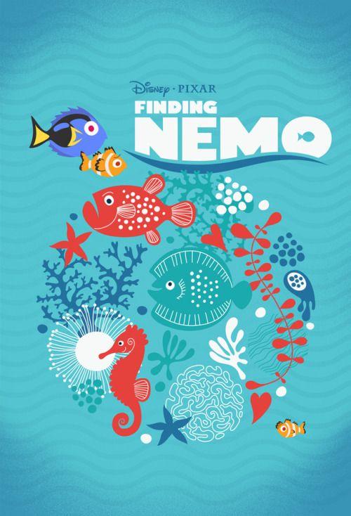 Finding nemo poster laz marquez disney infinity pinterest finding nemo poster laz marquez thecheapjerseys Gallery