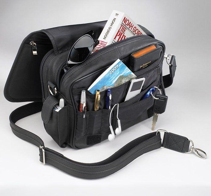 GTM-28 Classic Boston Bag Black