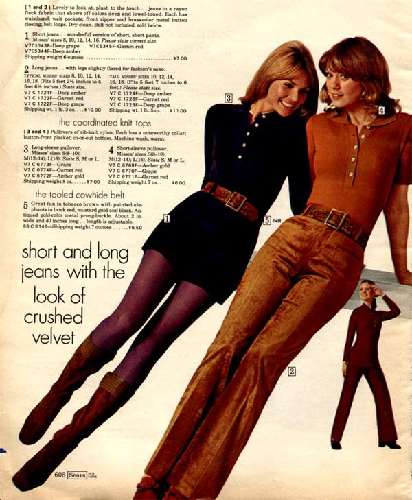1970s Boots: Crinkle, Platform, Granny, Stretch Bo