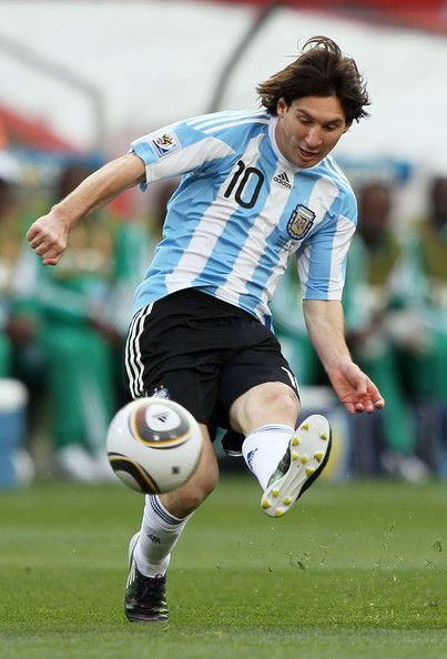 Lionel Andres Messi Photo Messi 2010 Fifa World Cup Vs Nigeria Messi Lionel Messi Lionel Andres Messi