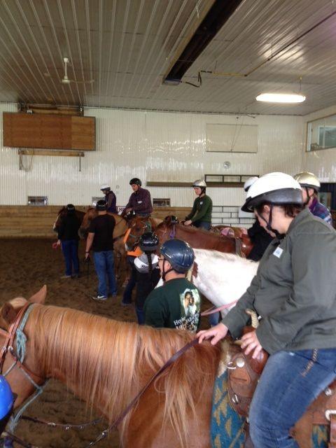 White Buffalo Youth Inhalant Treatment Centre helping youngCanadians through healing horses