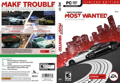need for speed most wanted limited edition crack free download
