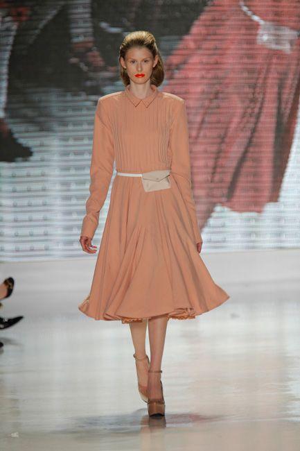 2012 BFA Graduation Fashion Show - Angela Sison - Look 5