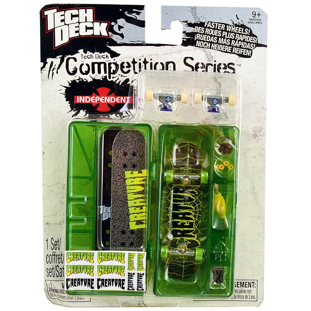 Tech Deck Competition Series [Creature Green Case