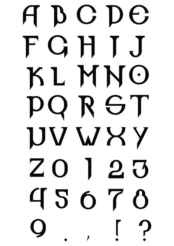 LetS Do Some Pretty Writing  Fonts   Different Ideas Of
