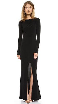 bc506f65fa10 Simple but elegant long sleeve wedding guest outfit perfect for a fall or winter  wedding!