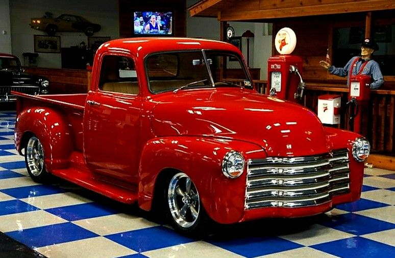 Pin By Carlos On I Like Stepsides Old Pickup Trucks Chevy Pickup Trucks Classic Chevy Trucks