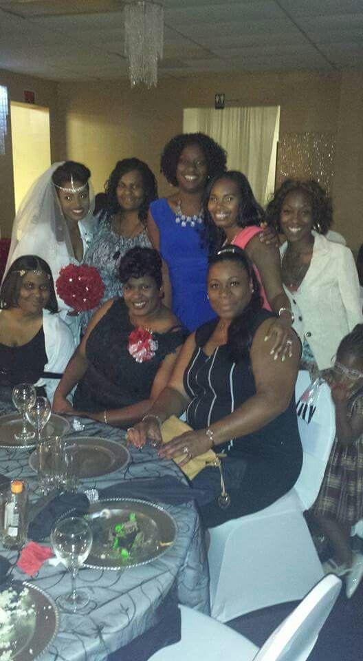 The Morris Wedding