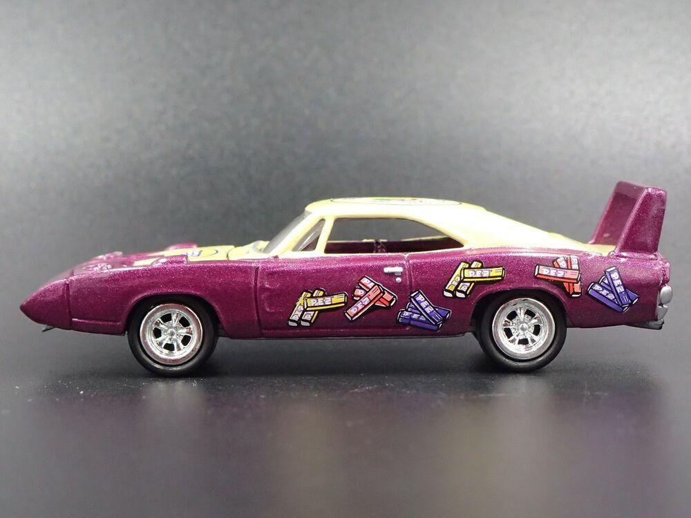 1969 PONTIAC FIREBIRD TRANS AM RARE 1//64 SCALE COLLECTIBLE DIECAST MODEL CAR