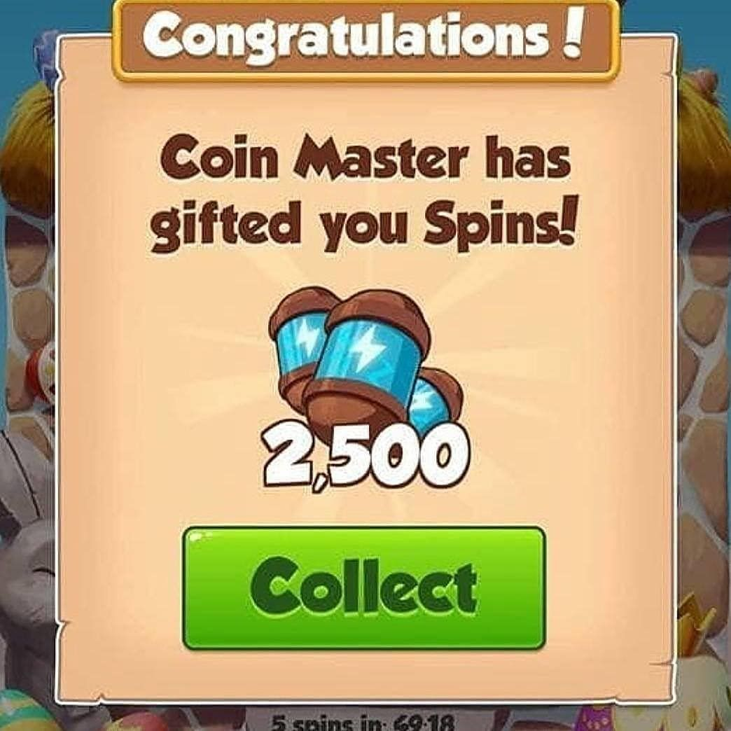 Coin master free spins and coin links. Daily new links for
