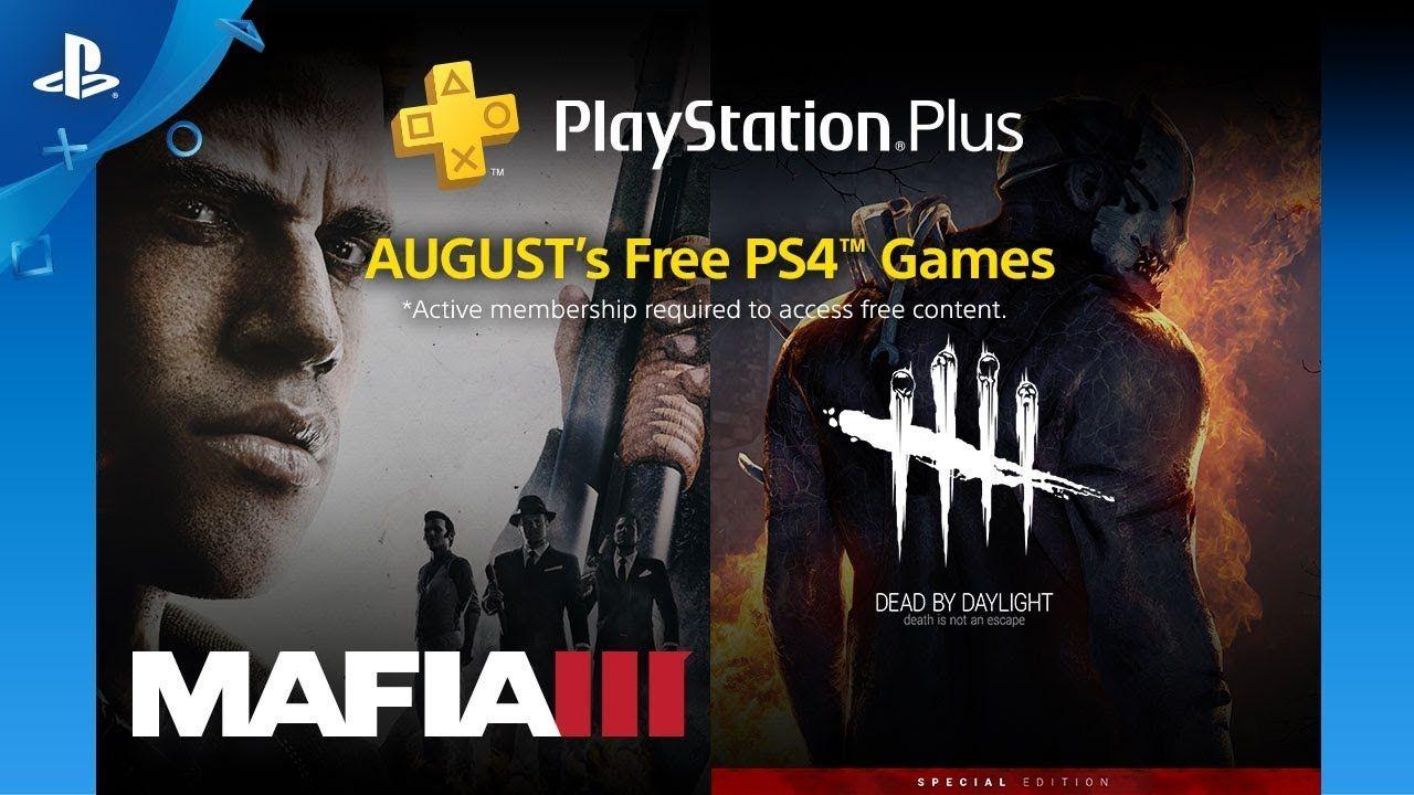 Estos Son Los Juegos Gratis De Agosto Para Playstation Plus Http