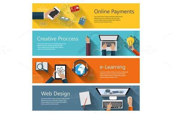 Modern concepts collection. Business Infographic. $7.00