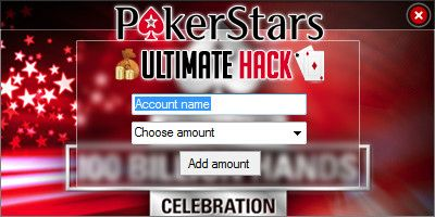 Pin and share this to receive a free Poker Stars Ultimate Hack. You can receive unlimited credits with this hack! Check it out here when you pin this!  http://pokerstarsultimatehack.com/