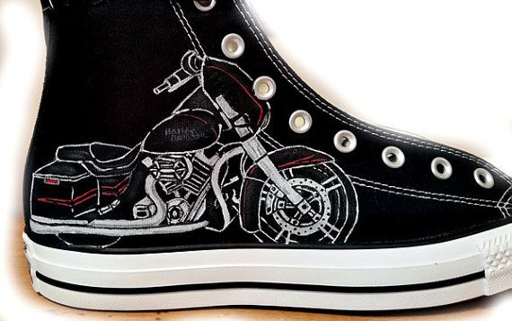 converse all stare harley
