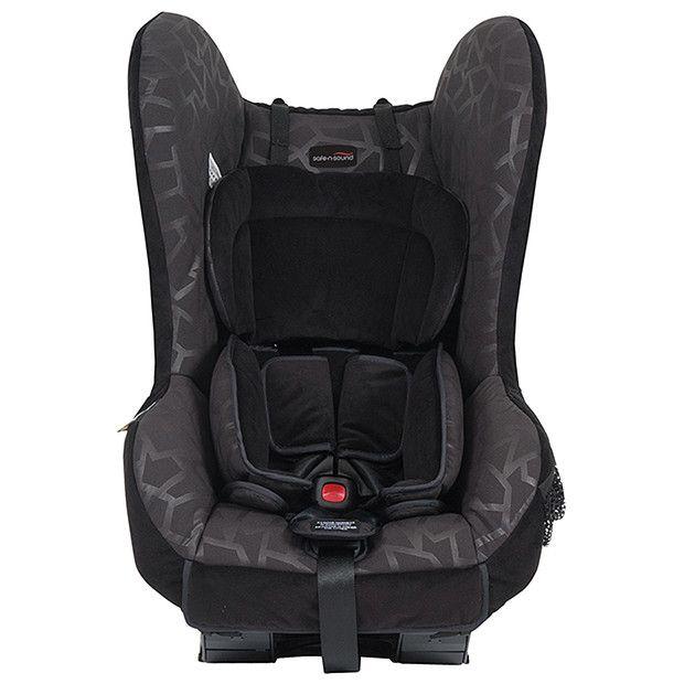 Safe N Sound Kinetic Convertible Car Seat 0 4 Target Australia