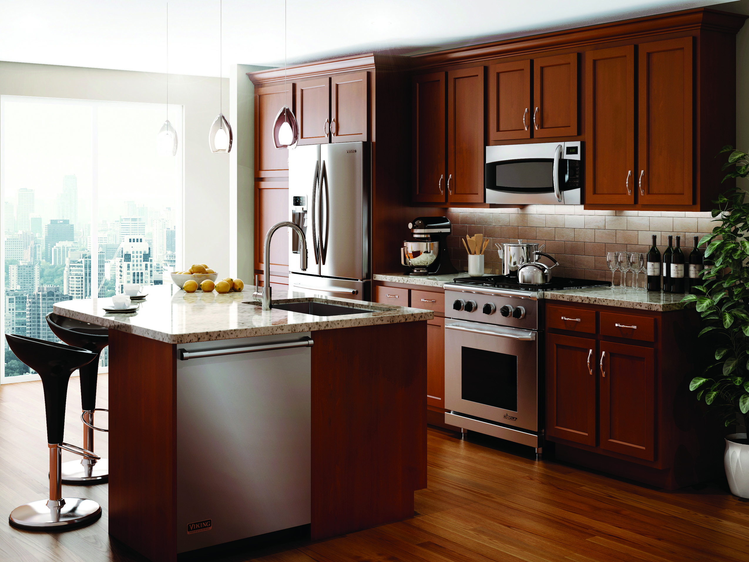 Glenwood Beech Kitchen Remodel Beech Kitchen Cabinets Home Depot Kitchen